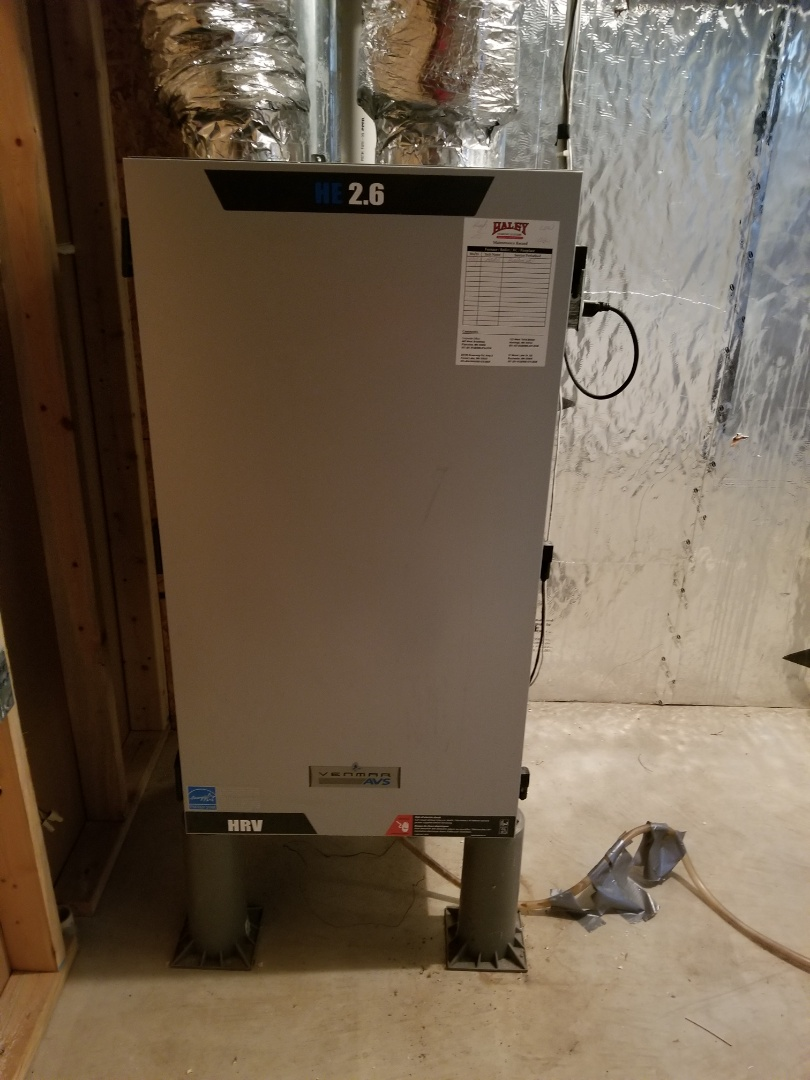 Red Wing, MN - Venmar air exchanger service