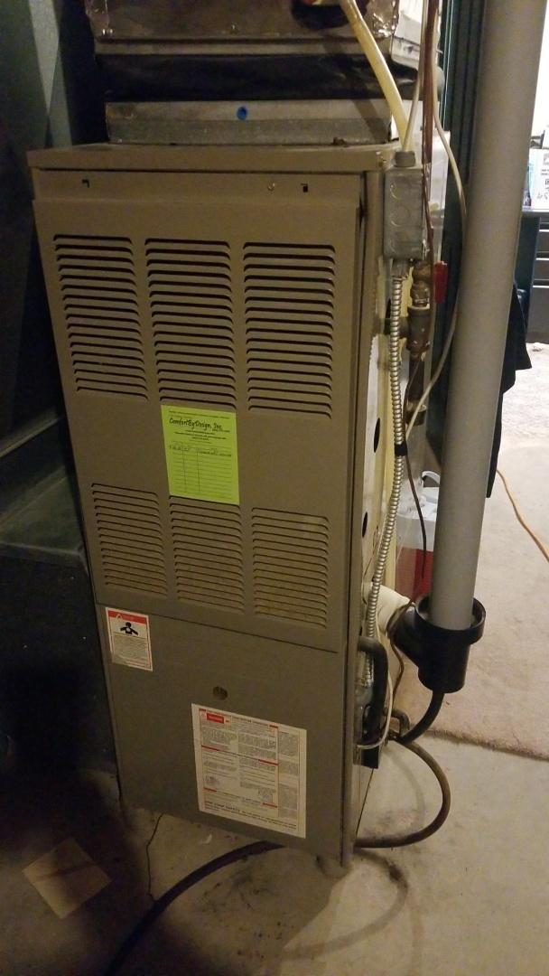 Hager City, WI - Goodman furnace repair