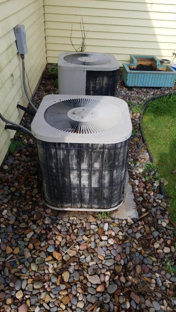 Prescott, WI - Goodman air conditioner repair