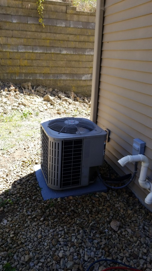 Spring Valley, WI - Bryant air conditioner repair