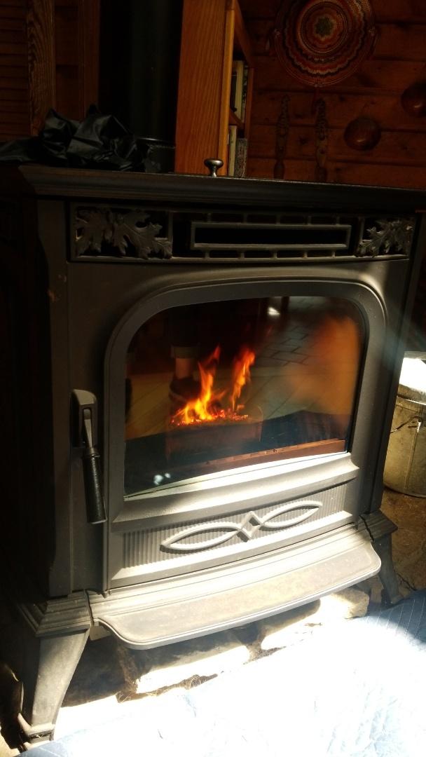 Eagan, MN - Harman pellet stove service