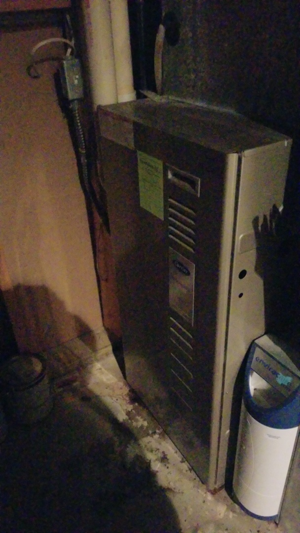 Prescott, WI - Carrier furnace repair