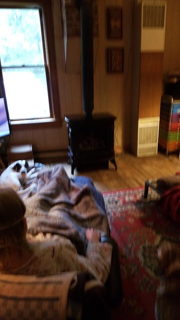 Hammond, WI - Gas fireplace repair
