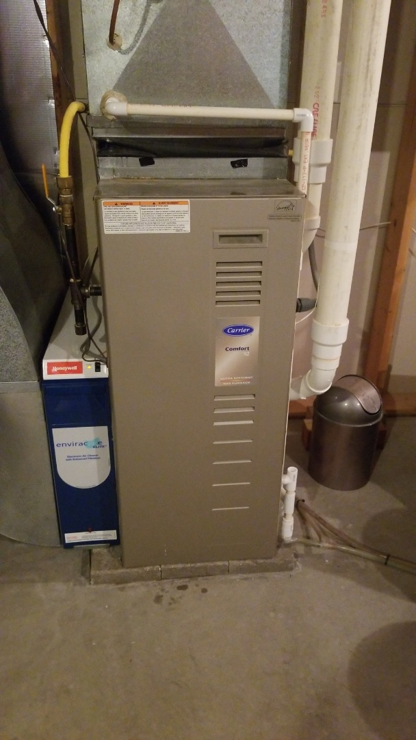 Wabasha, MN - Carrier furnace repair