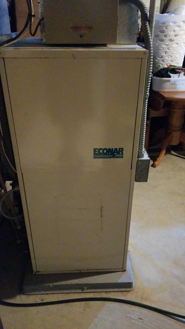 Prescott, WI - Econar geothermal repair