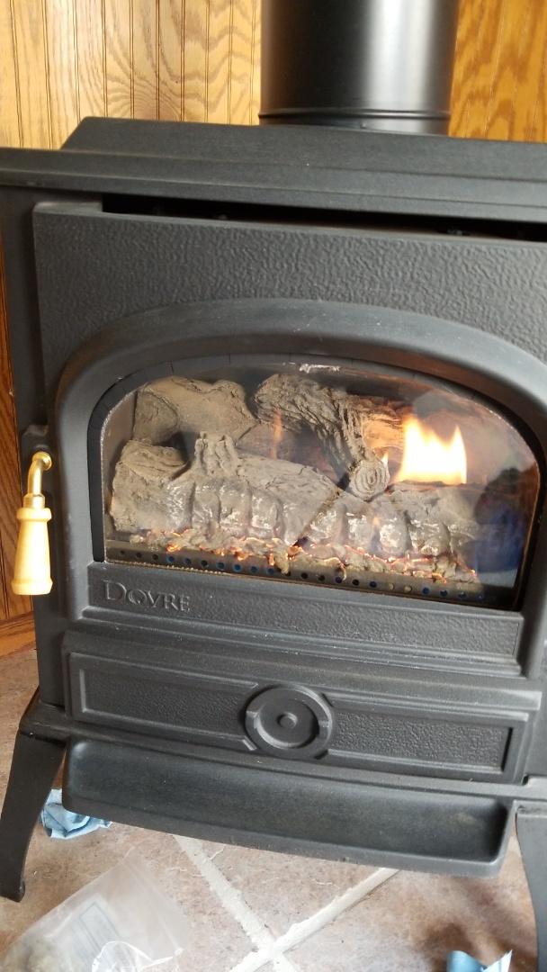 Prescott, WI - Dover gas stove service