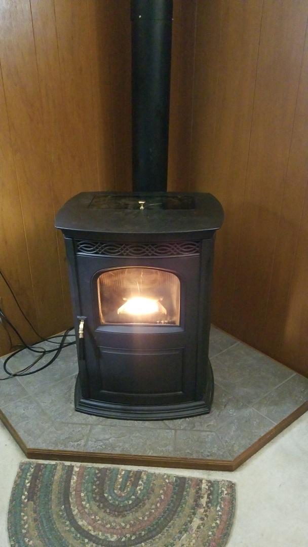 Prescott, WI - Harman pellet stove repair