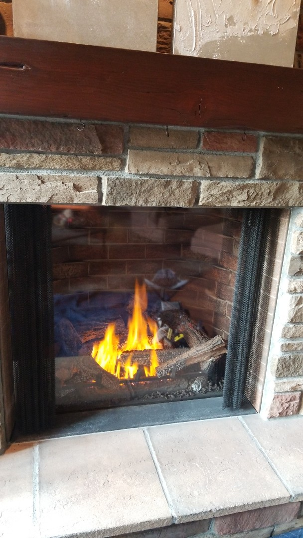 Heat N Glo Escape fireplace service