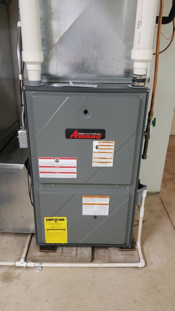 Hastings, MN - Amana furnace repair