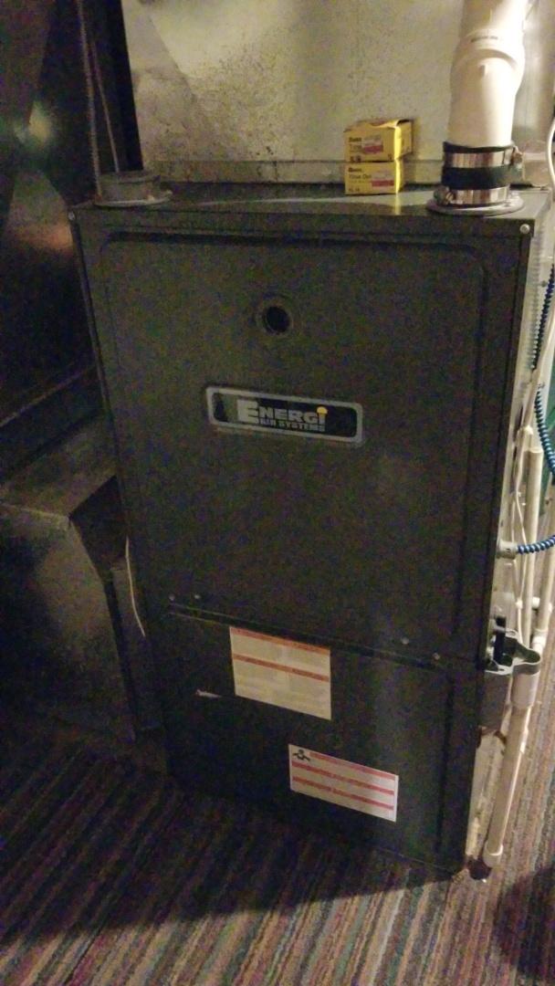 Bay City, WI - Energi air furnace service