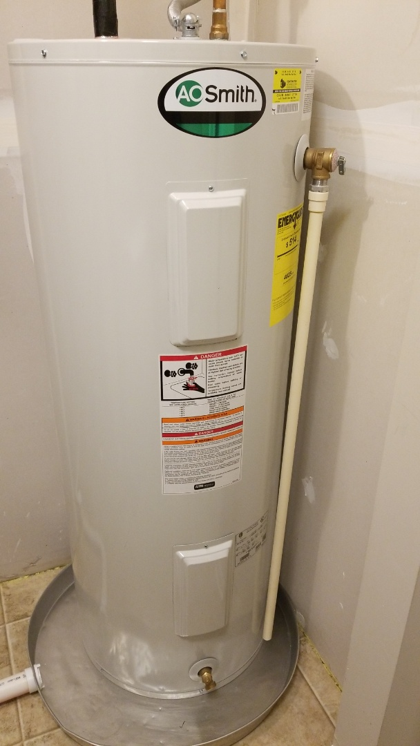 Hudson, WI - Water heater repair
