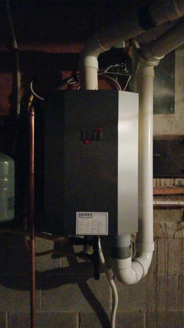 Hudson, WI - Nti boiler service