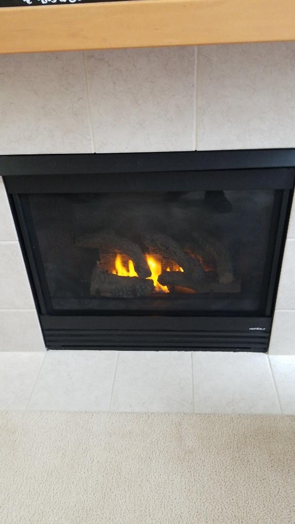 Hastings, MN - Heat N Glo gas fireplace repair