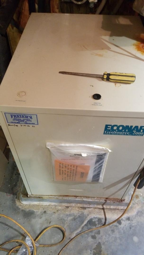 Stillwater, MN - Econar geothermal repair
