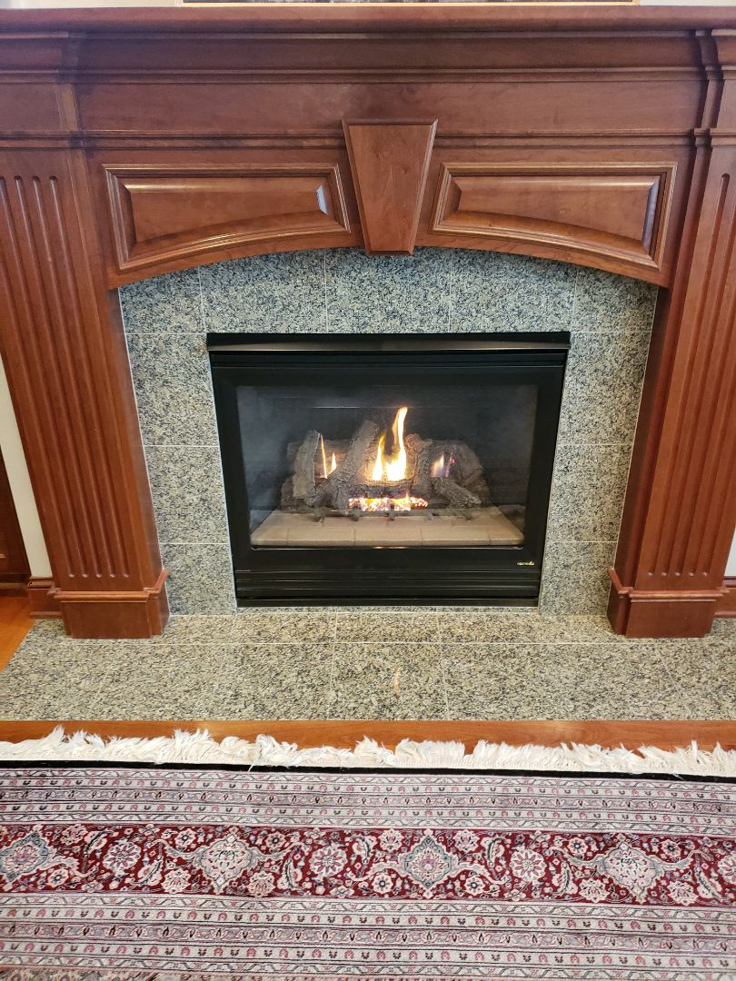 Woodbury, MN - Fire place repair