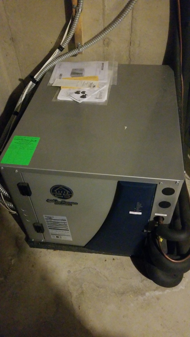 Hastings, MN - Water furnace geothermal repair