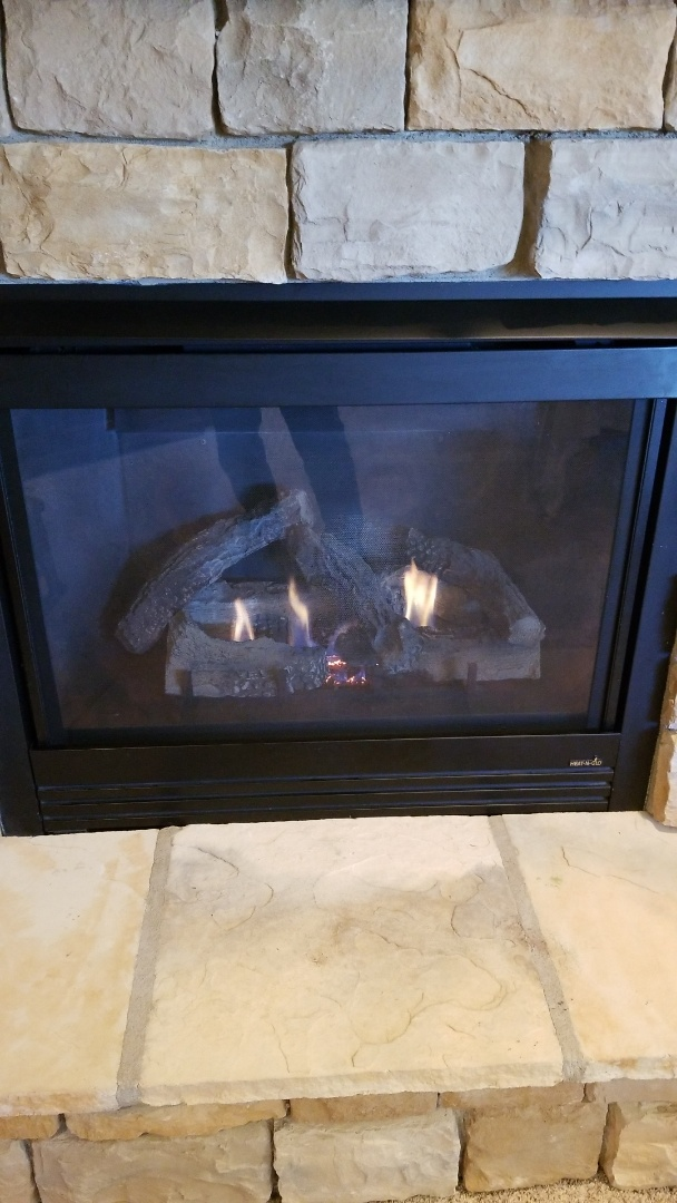 River Falls, WI - Heat N Glo gas fireplace repair