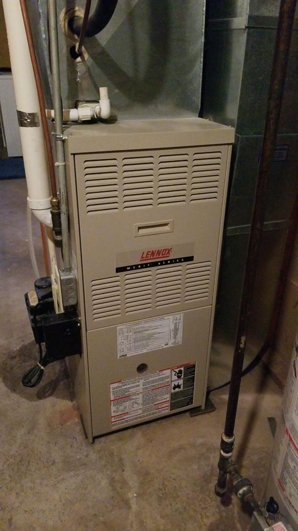 River Falls, WI - Lennox furnace service