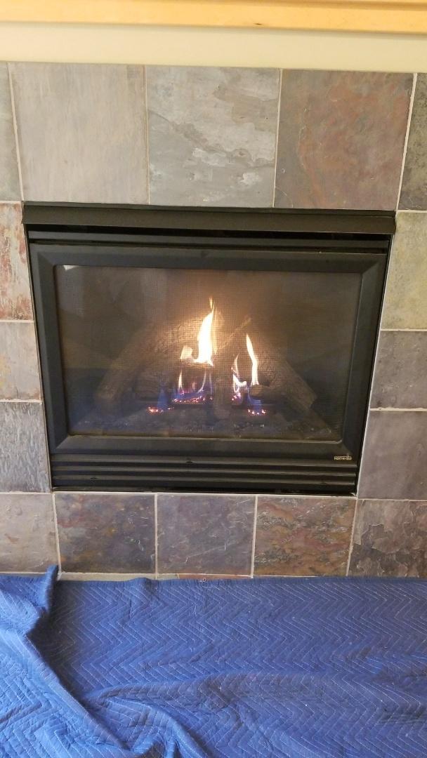 Heat N Glo gas fireplace repair