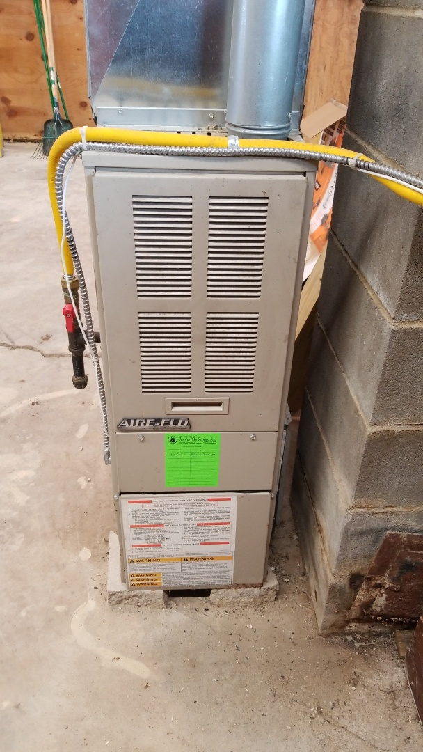 Ellsworth, WI - Aire Flo furnace service