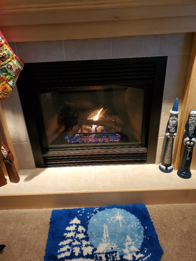 River Falls, WI - Desa fireplace repair