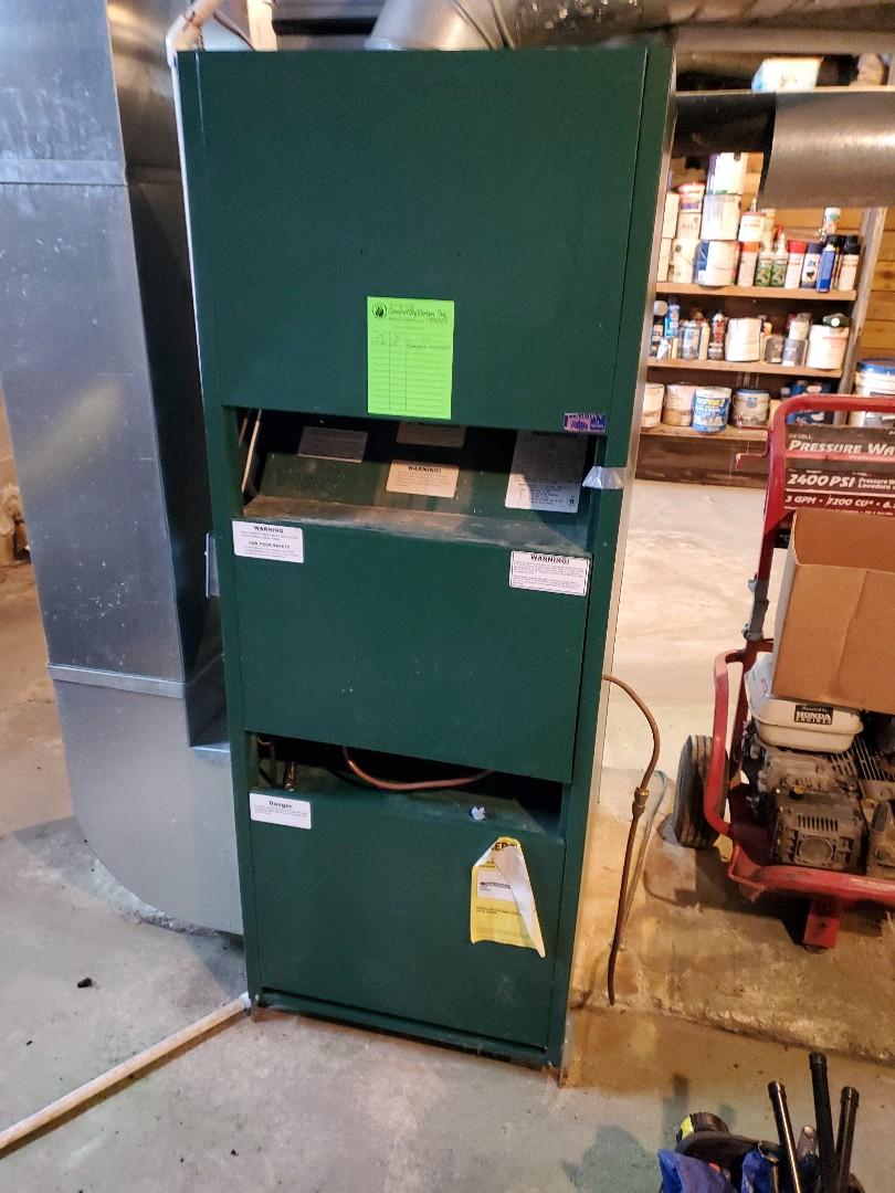 Spring Valley, WI - Fuel oil furnace repair
