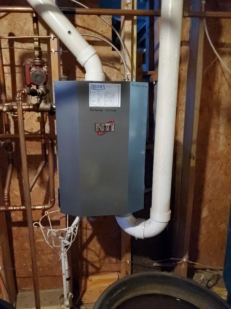 Spring Valley, WI - NTI boiler repair