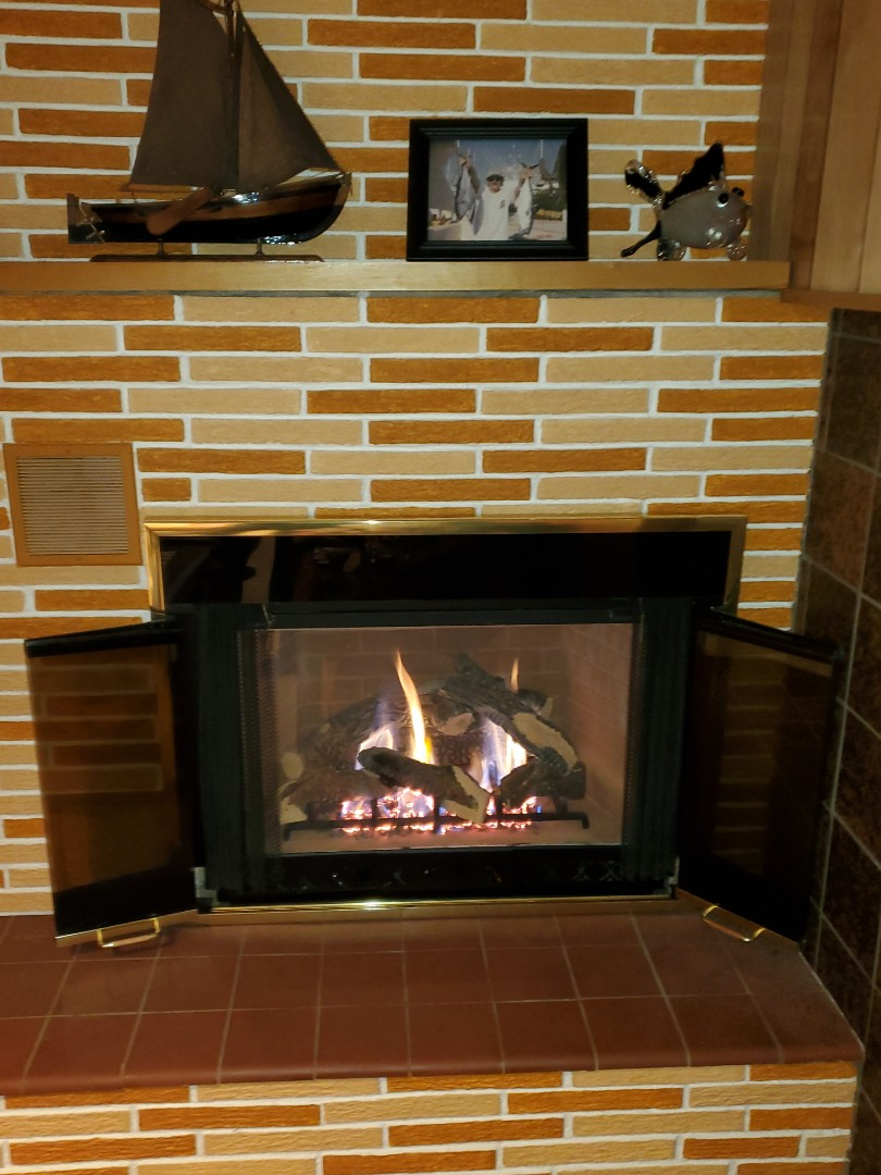 Chisago City, MN - Fire place service and repair
