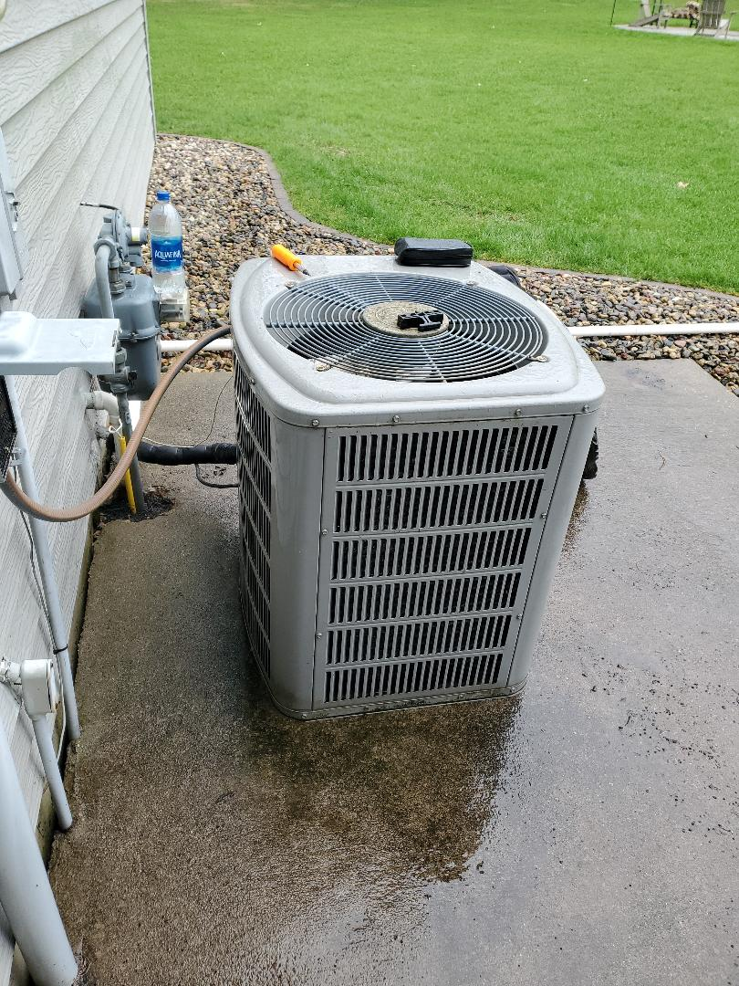 Hastings, MN - American Standard air conditioner service