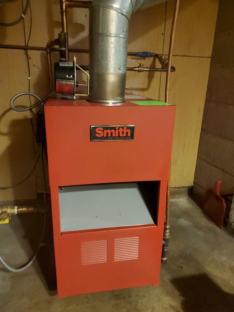 River Falls, WI - Smith boiler service