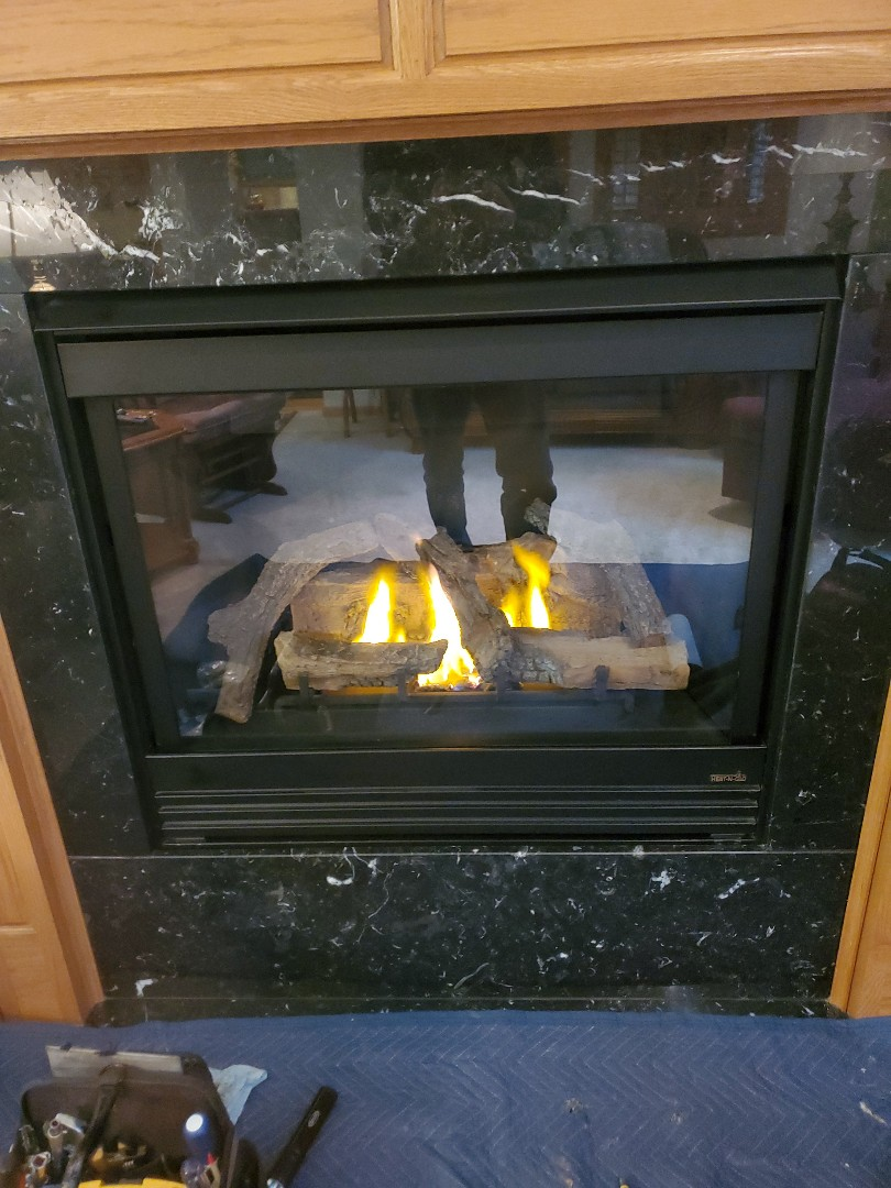 Hudson, WI - Heat N Glo gas fireplace service