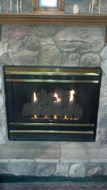 Bayport, MN - fireplace maintance