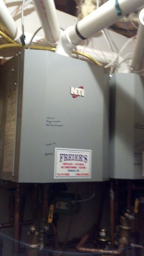 Plum City, WI - lp boiler service