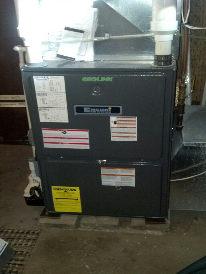 Goodhue, MN - gas furnace service