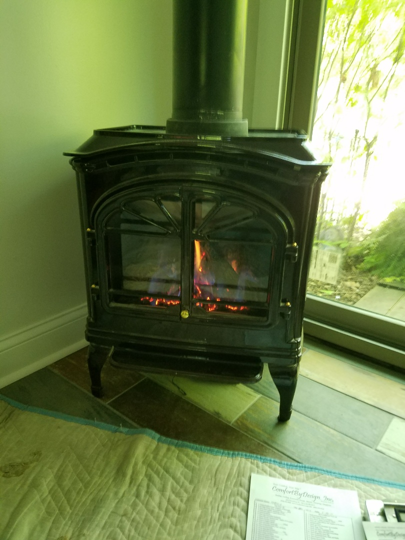 Apple Valley, MN - Heat&glo gas stove service in Apple valley