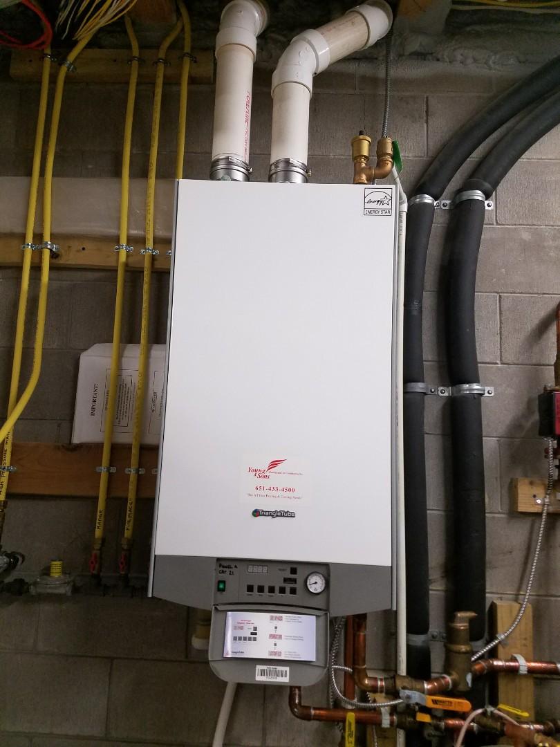 Stillwater, MN - Boiler service in Stillwater