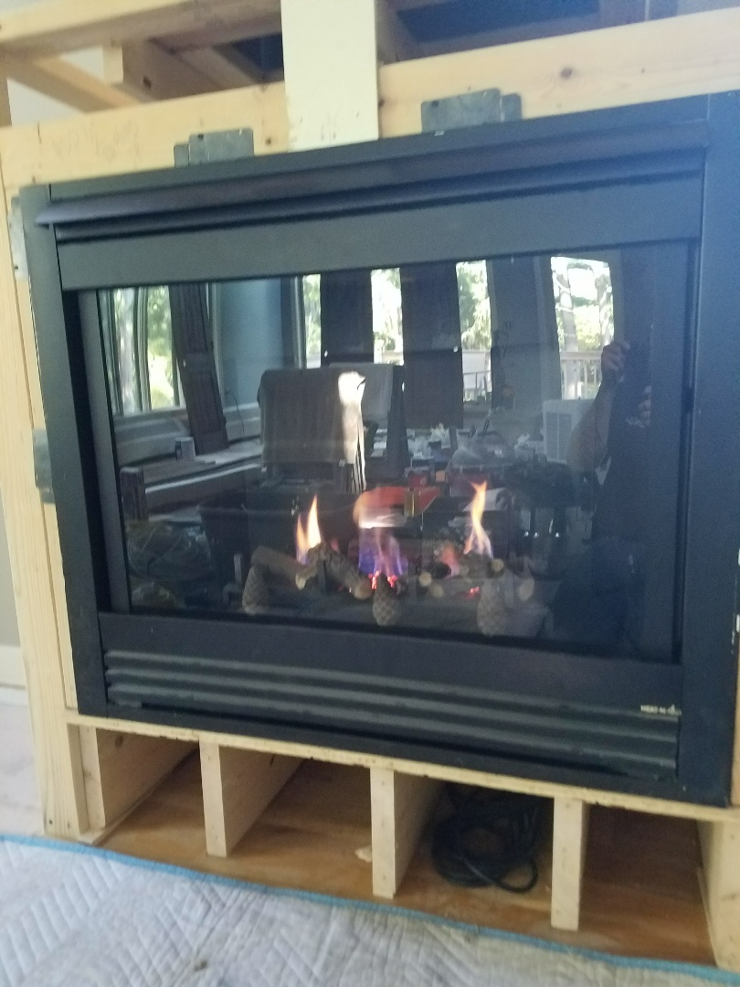Stillwater, MN - Fireplace maintenance on Heat and glo in Stillwater