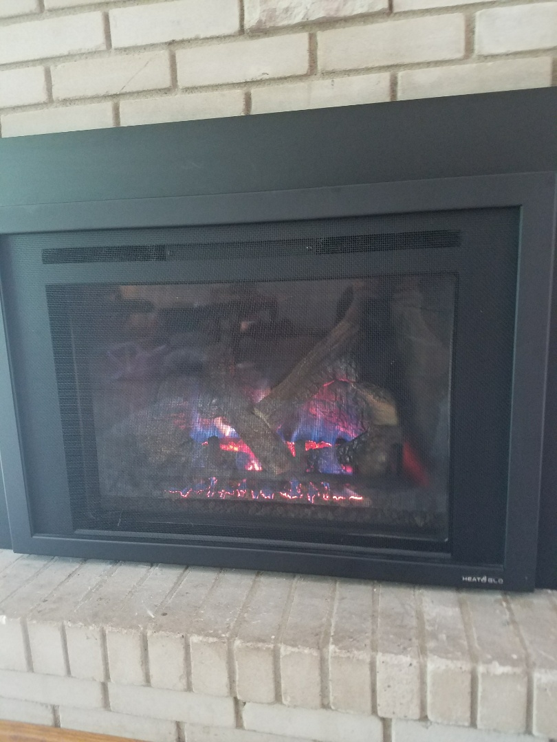 Burnsville, MN - Fireplace service on Heat and glo in Burnsville