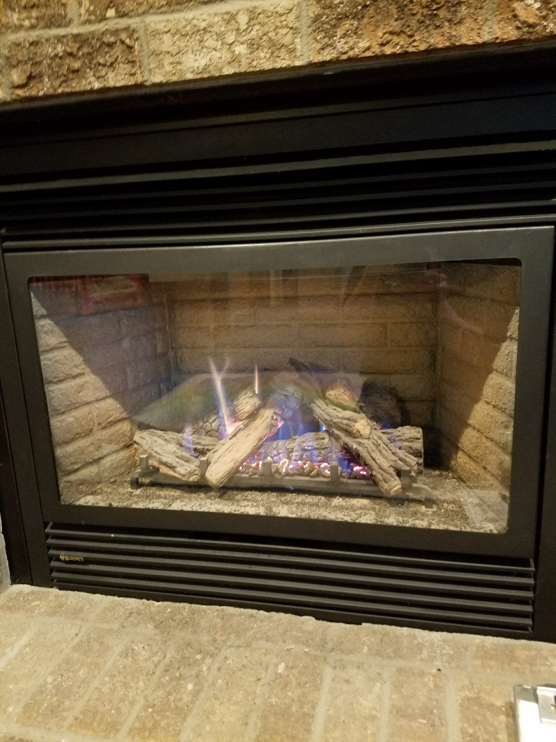 Rosemount, MN - Fireplace maintenance on Regency in  Rosemont