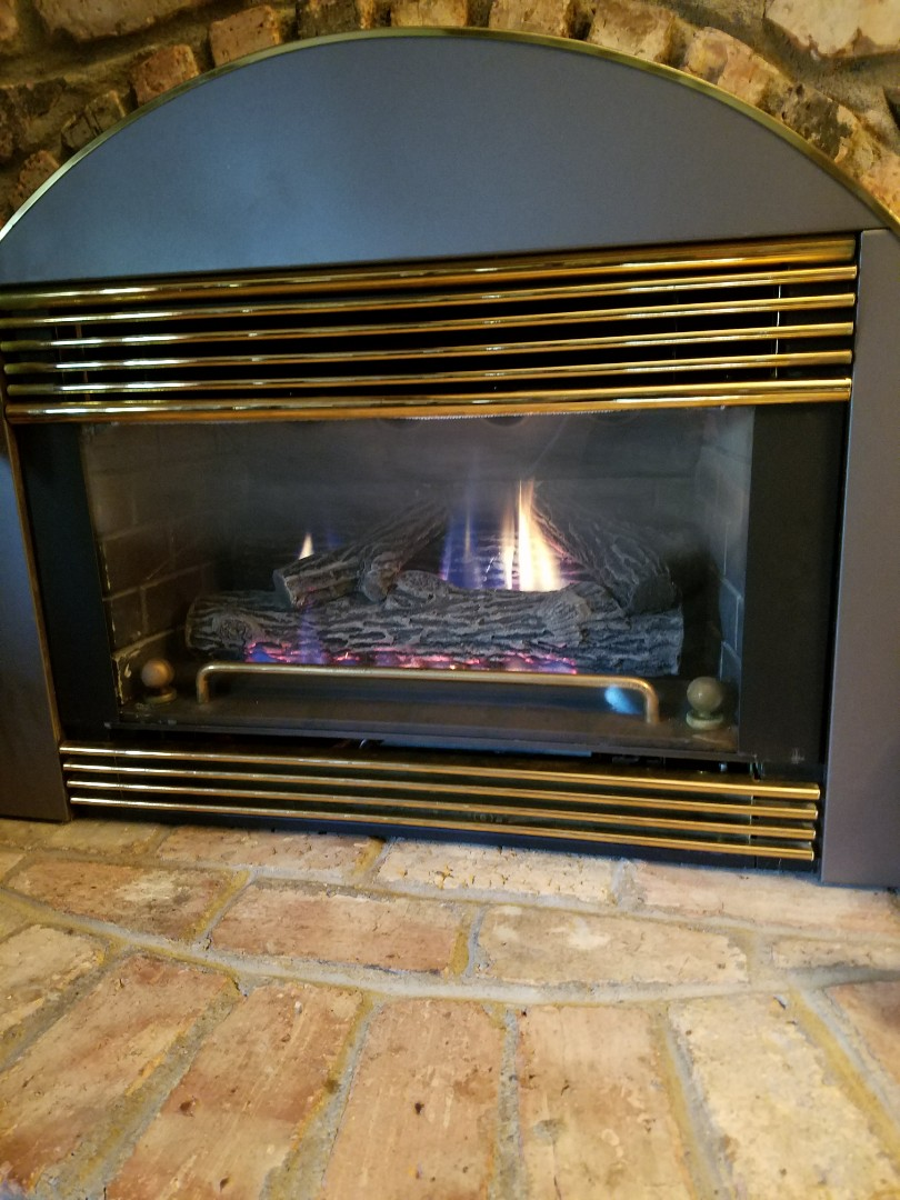 Apple Valley, MN - Fireplace maintenance on Regency in Apple valley