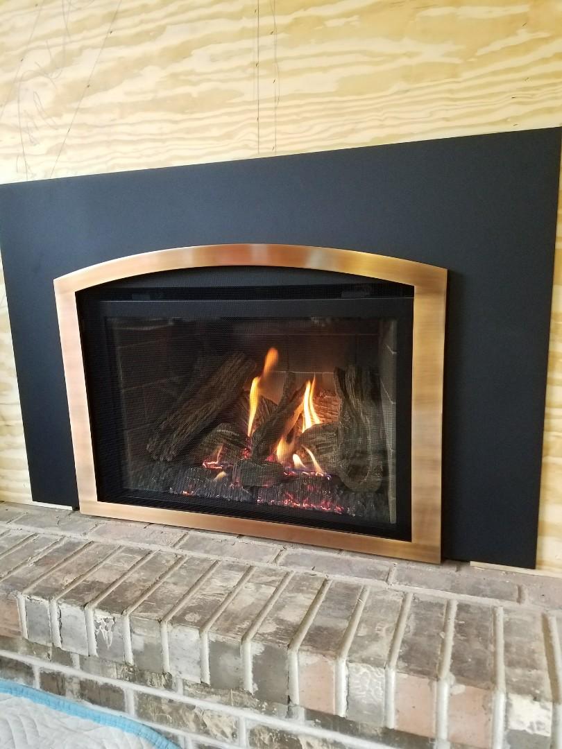 Farmington, MN - Fireplace service on Kozy Heat in Farmington
