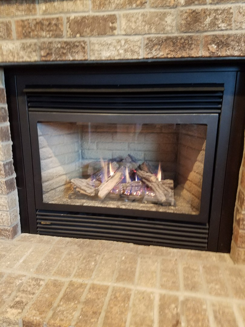 Rosemount, MN - Fireplace service on regency in Rosemont