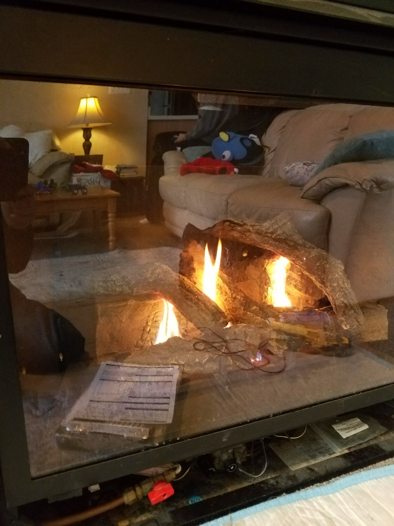 Somerset, WI - Fireplace service on Heat and glo in Somerset