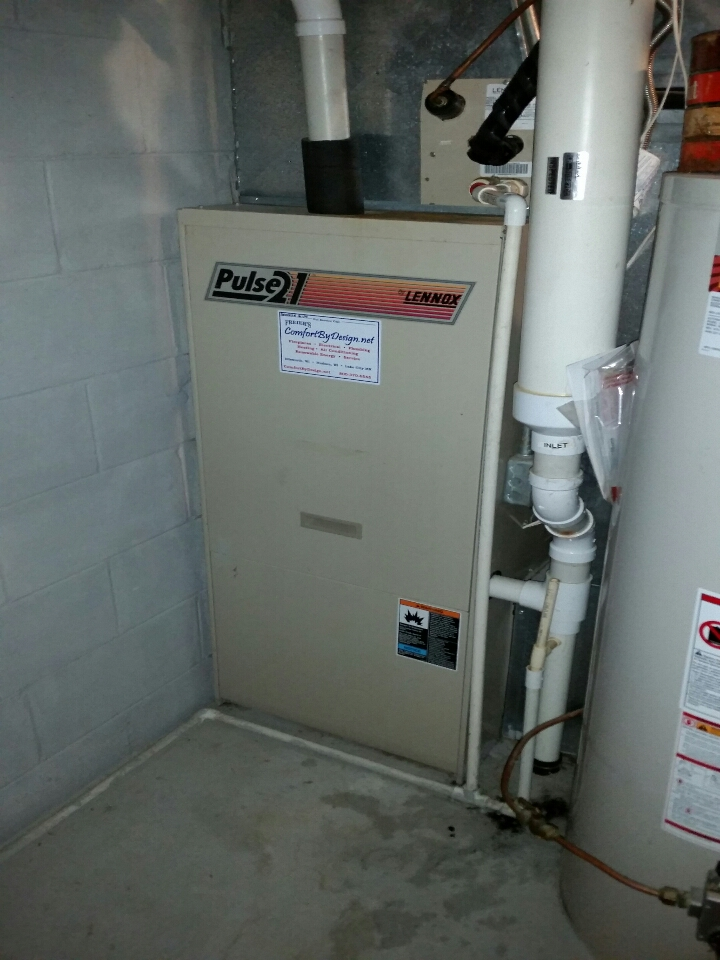Hager City, WI - furnace service