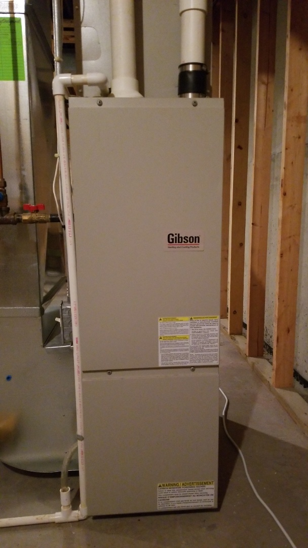River Falls, WI - Gibson furnace service in Ellsworth Wi