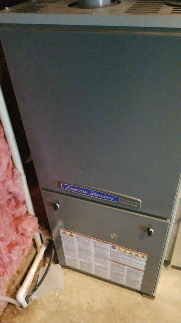 Dresser, WI - American Standard furnace repair in Dresser Wi