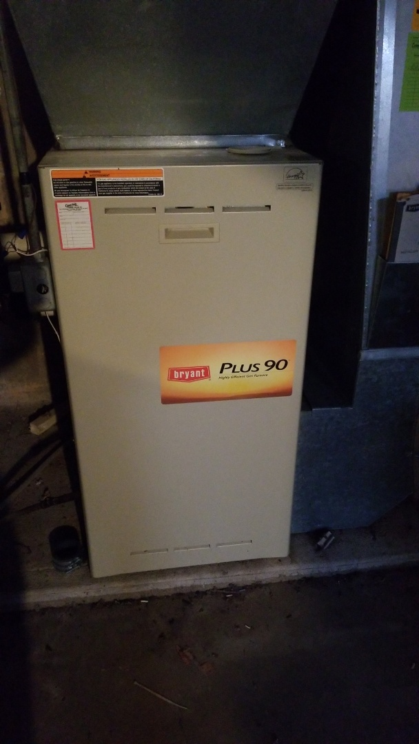 Somerset, WI - Bryant gas furnace repair in Somerset Wi