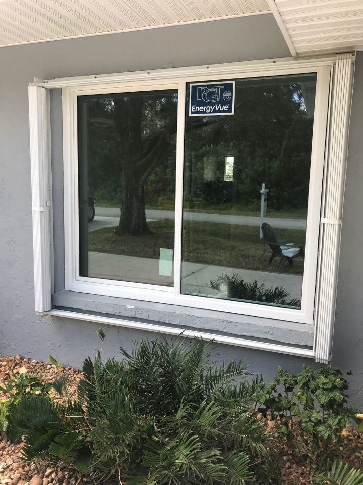 Installing non-impact windows harpers 1980 LLC