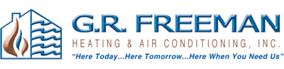 G.R. Freeman Heating & Air Conditioning Inc