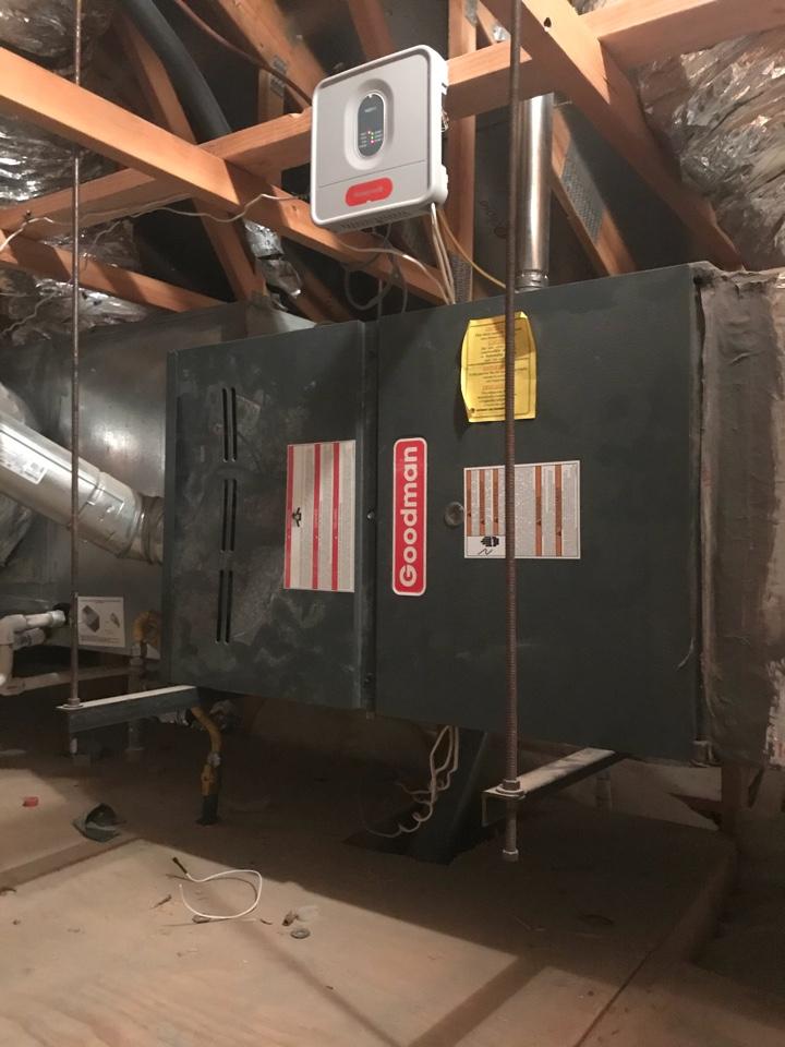 North Las Vegas, NV - Residential furnace repair
